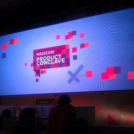 GoodWorkLabs team at Nasscom Product Conclave 2013