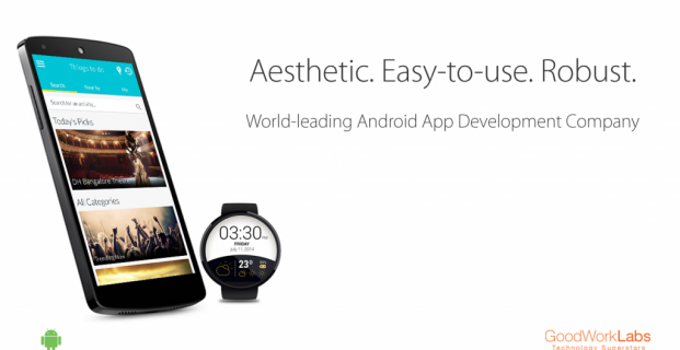 Android App Development Company in Chicago, USA