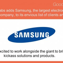 GoodWorkLabs adds Samsung to its list of clients and partners