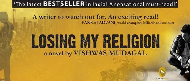 Vishwas Mudagal's debut novel 'Losing My Religion' becomes a best-seller!