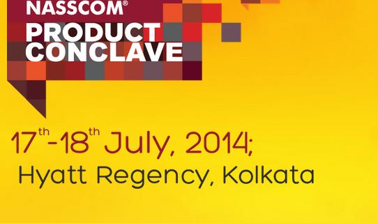 Vishwas Mudagal to speak at Nasscom Product Conclave 2014, Kolkata