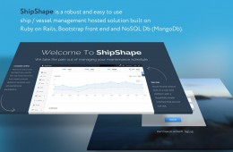 Ship Shape: Ruby on Rails technology