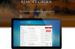 Remote Order: Online Food Ordering Application