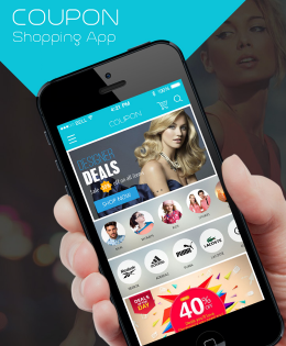 E-commerce Shopping Mobile App – iOS/ Android