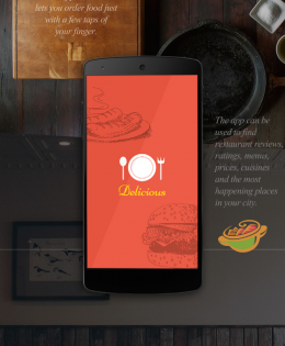 Food Discovery & Delivery Mobile App