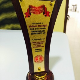 GoodWorkLabs wins 'Fastest Growing Indian Company' award