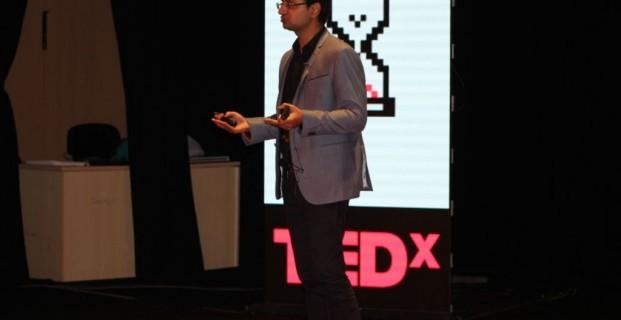 """Congratulations! You Failed"" – TEDx talk by Vishwas Mudagal"