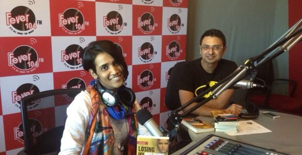 GoodWorkLabs CEO, Vishwas Mudagal on Fever 104 FM Bengaluru