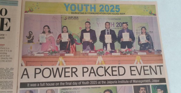Youth Conference 2025 coverage in The Economic Times