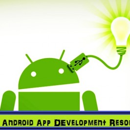 Top 5 resources for Android App Development