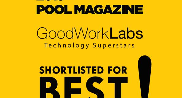 GoodWorkLabs in Best UX Design Studio 2015 Awards by POOL Magazine