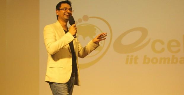 GoodWorkLabs CEO motivates IIT Bombay Students