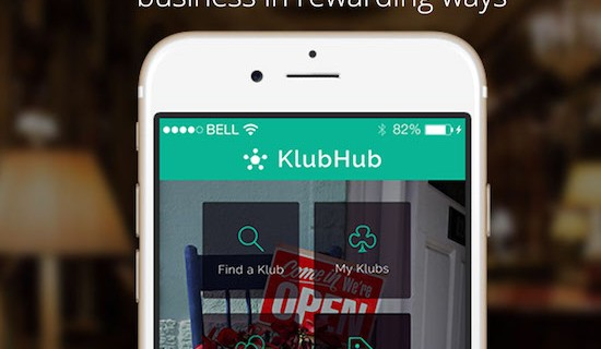 KlubHub Loyalty & Rewards App