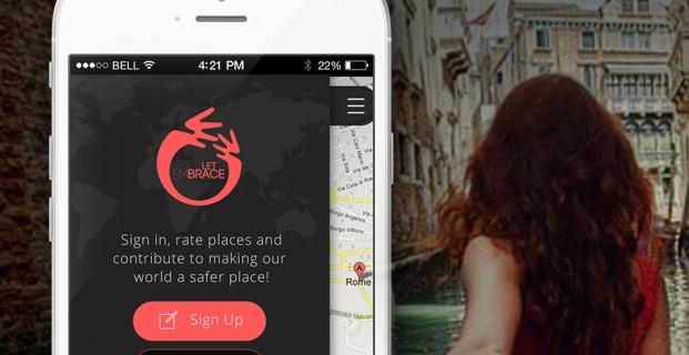 LetEmbrace Social Safety App