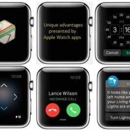 5 Unique Advantages of the Apple Watch App