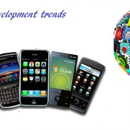 Top 5 mobile app development trends of 2015