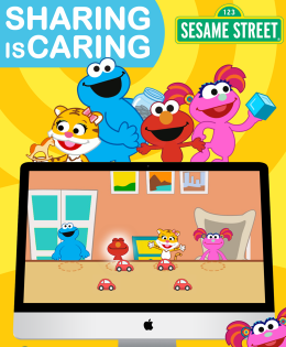 Sesame Street: Sharing is Caring Game