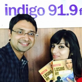 Vishwas Mudagal on Radio Indigo 91.9 FM Bangalore