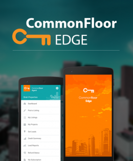 CommonFloor Edge Real Estate App