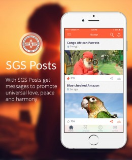 SGS Spiritual Mobile App Development & Design