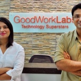Times Jobs Interviews Founders of GoodWorkLabs on Startup Ecosystems
