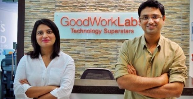 GoodWorkLabs Founders turn Angel Investors in 2017