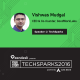 GoodWorkLabs at YourStory TechSparks 2016