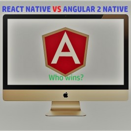 Who Wins The Battle: React Native Or Angular 2 Native Script