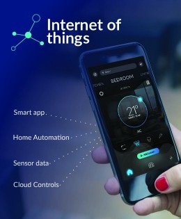 Internet of Things (IoT) – Home Automation