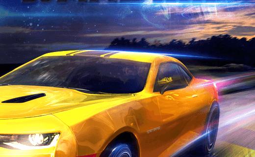 Speed Wars   3D Game