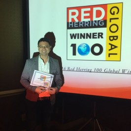 GoodWorkLabs Wins the Red Herring 100 Global Award in Los Angels