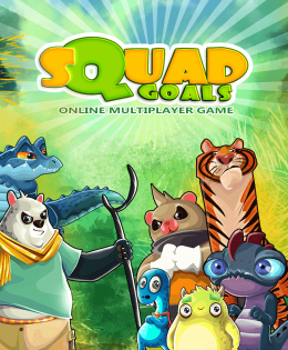 Squad Goals | 3D Game