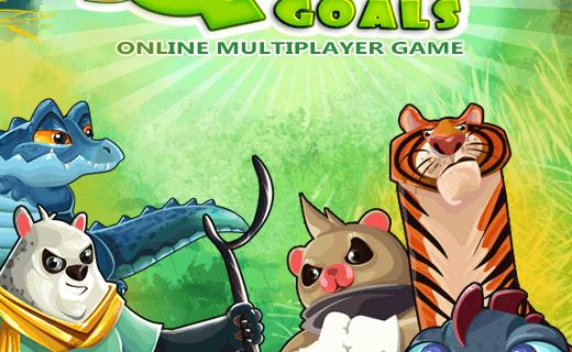 Squad Goals | 3D Game