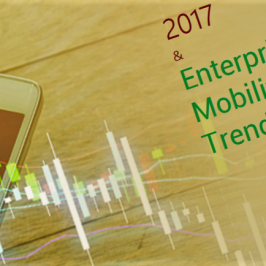 Top Five Trends in Enterprise Mobility To Look Out For in 2017