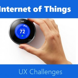 5 UX Challenges With Internet of Things (IoT)