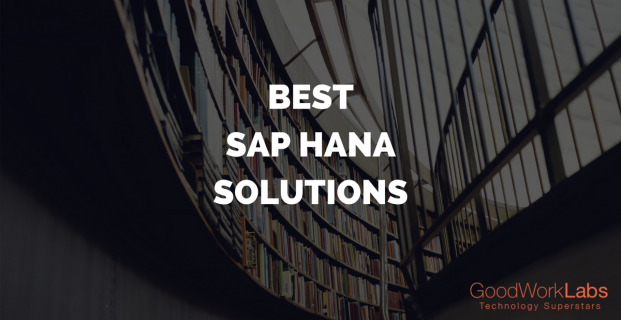 SAP HANA Solutions