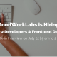 Hiring Angular 2 Developers and Front-end Developers