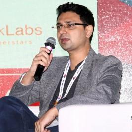 Vishwas Mudagal at GMASA Bangalore 2017