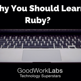 Why You Should Learn Ruby?