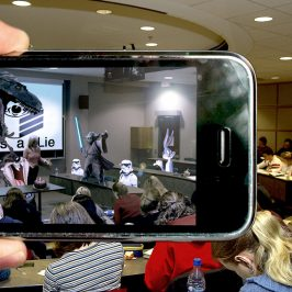 Things to Consider Before Developing an Augmented Reality App