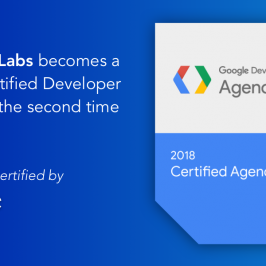 GoodWorkLabs wins the Google Certification title for the second time!
