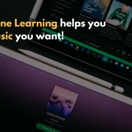 How machine learning helps you find the music you want!