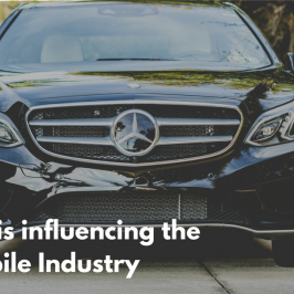 How IoT is Influencing the Automobile industry
