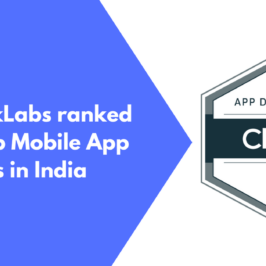 GoodWorkLabs featured among Top Mobile App Developers in India 2018 by Clutch