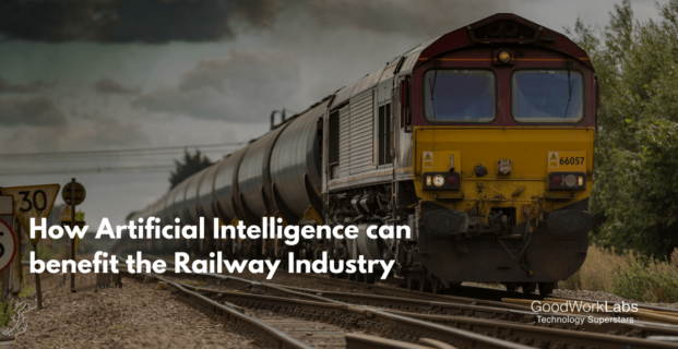 The potential of Artificial Intelligence in Railways