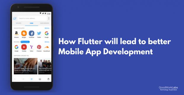 How Flutter Will Lead To Better Mobile App Development
