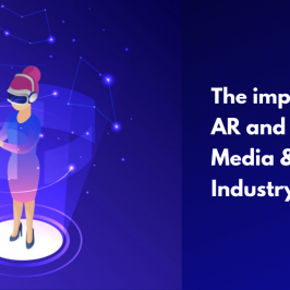 How VR and AR can redefine the future of Media and News industry?