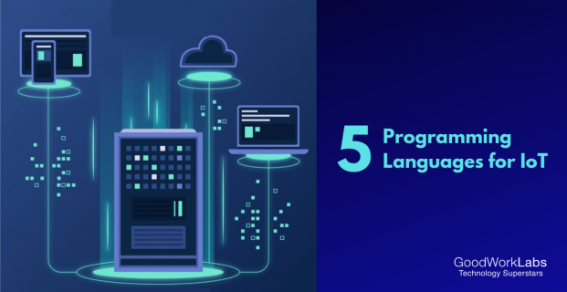 5 Programming Languages for IoT Development