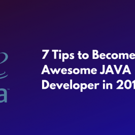 7 tips to become a better JAVA developer