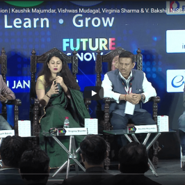 Vishwas Mudagal speaks at Nasscom SME Conclave on 'The Power of Persuasion Using Social Media'